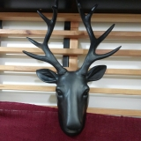 Furniture Decor Blace Deer Model -